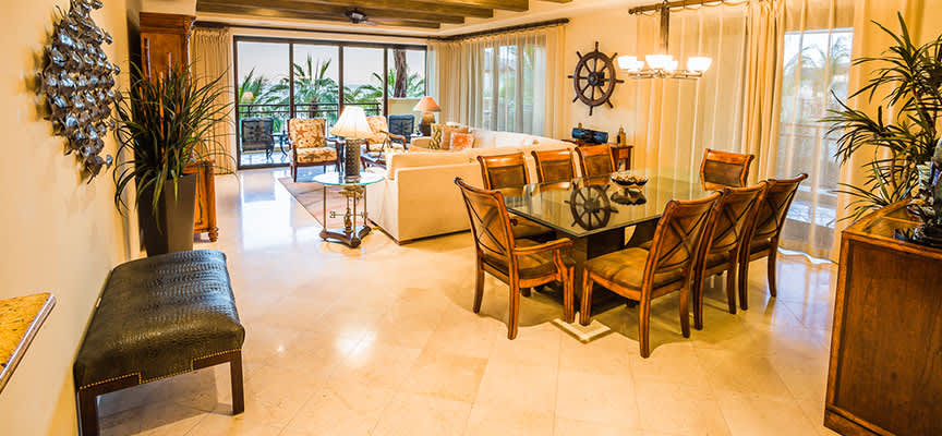 Three Plus Den Residence Oceanview at Hacienda Beach Club & Residences, Baja California Sur