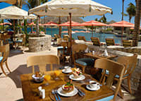 Hacienda Beach Club & Residences Dining