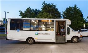 Cleveland Clinic Bus