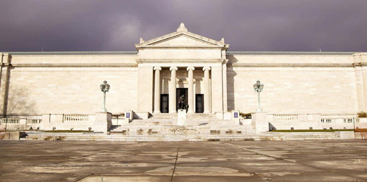 Cleveland, Ohio - Museum of Art
