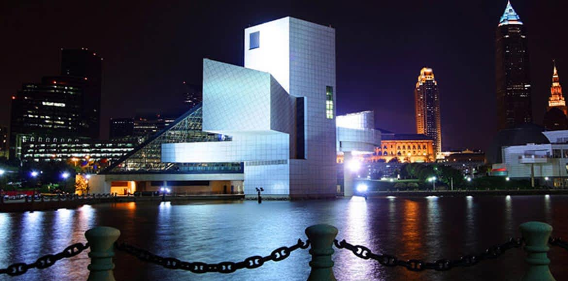 Rock and Roll Hall of Fame at Cleveland, Ohio