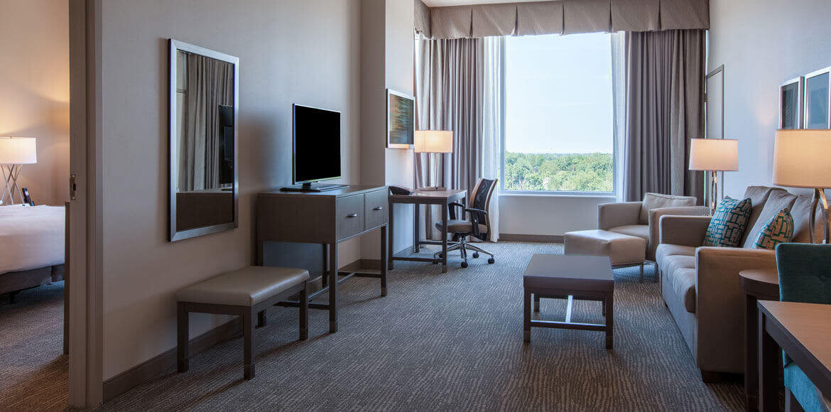 Holiday Inn Cleveland Clinic, Ohio - Executive Suite