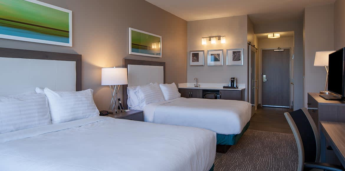 Studio Suite King - at Holiday Inn Cleveland Clinic, Ohio