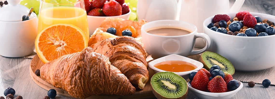 Best Flexible With Breakfast Package at Louisiana Hotel