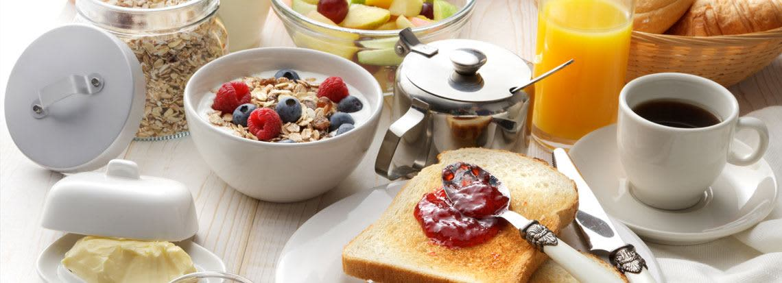 Louisiana Hotel Breakfast For Two Package