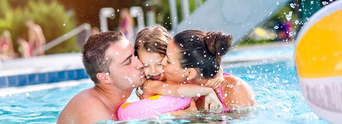 Family Stay and Play Package at Baton Rouge Hotel