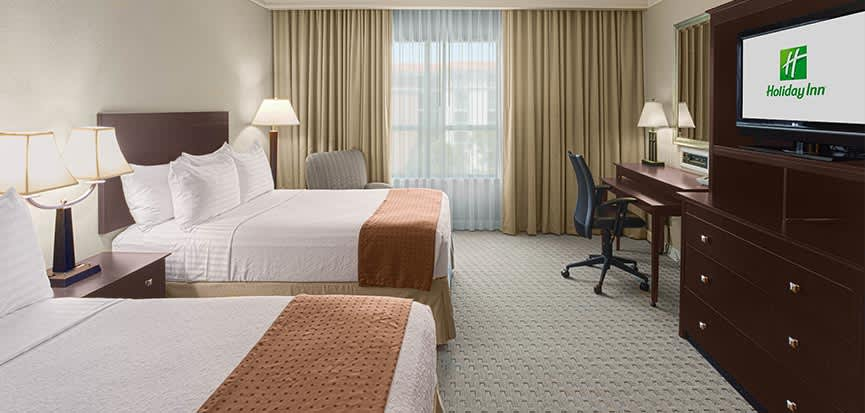 Double Bed Standard at Holiday Inn Baton Rouge College Drive I-10, Louisiana