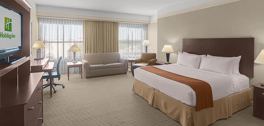 Holiday Inn Baton Rouge College Drive I-10, Louisiana Junior Suite