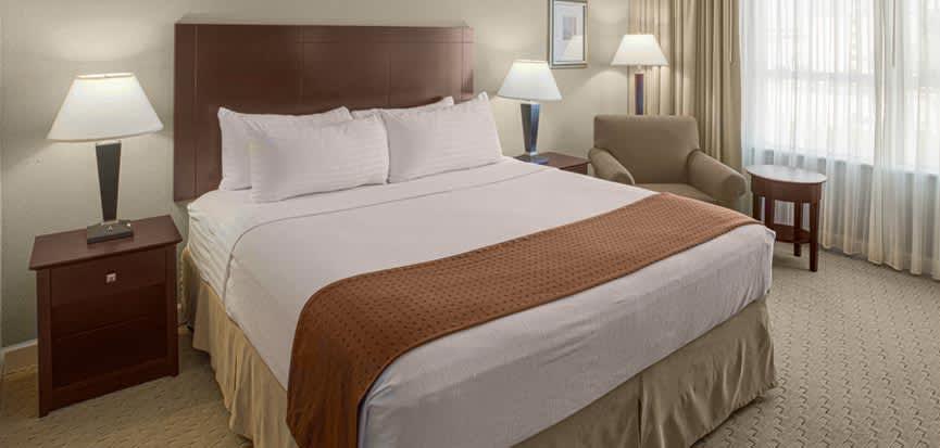 King On Executive Level at Holiday Inn Baton Rouge College Drive I-10 Hotel, Louisiana