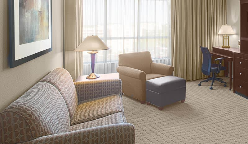 Executive Suite at Holiday Inn Baton Rouge College Drive I-10 Hotel, Louisiana