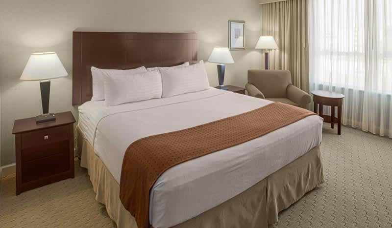King Bed Standard at Holiday Inn Baton Rouge College Drive I-10 Hotel, Louisiana