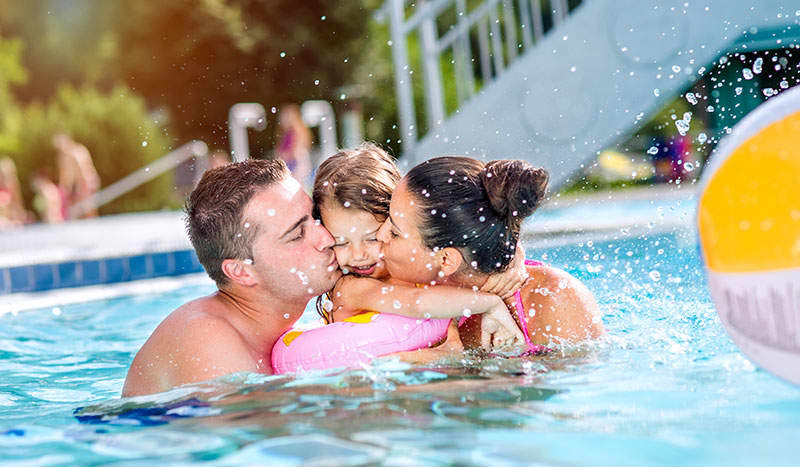 Stay and Splash Package at Baton Rouge Hotel