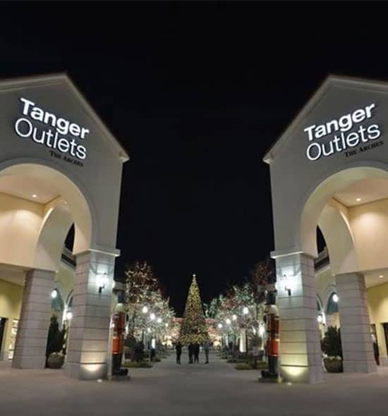 Tanger Outlets Plainview New York