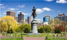 Boston - Public Garden Statue