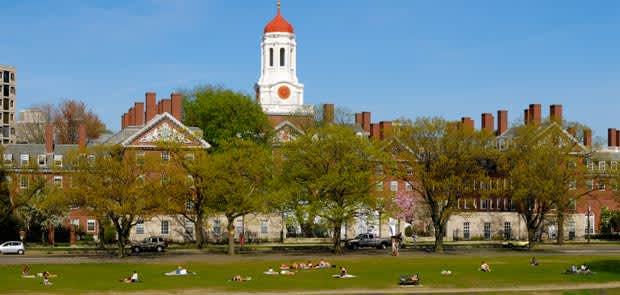 Harvard University at Boston, Massachusetts