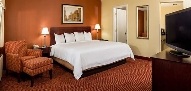 Standard One King Bed from Hotel Boston