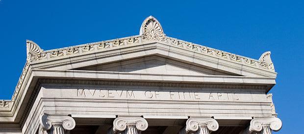 Museum of Fine Arts at Boston, Massachusetts