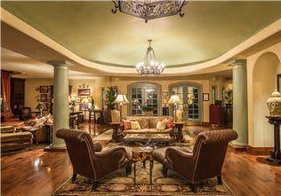 Lobby of Hotel Los Gatos - A Greystone Hotel, California