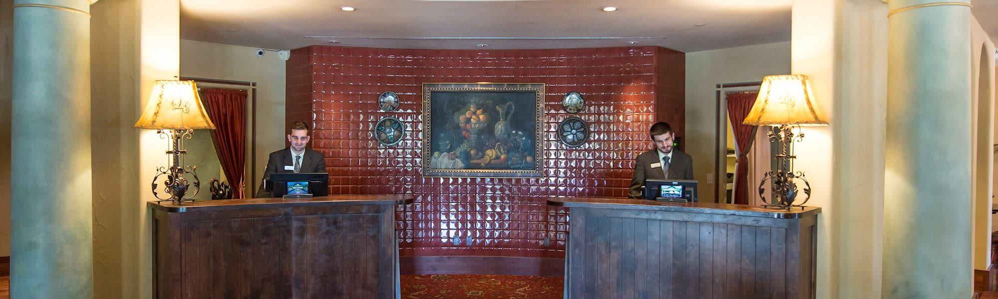 Hotel Los Gatos - A Greystone Hotel, California Contact Us