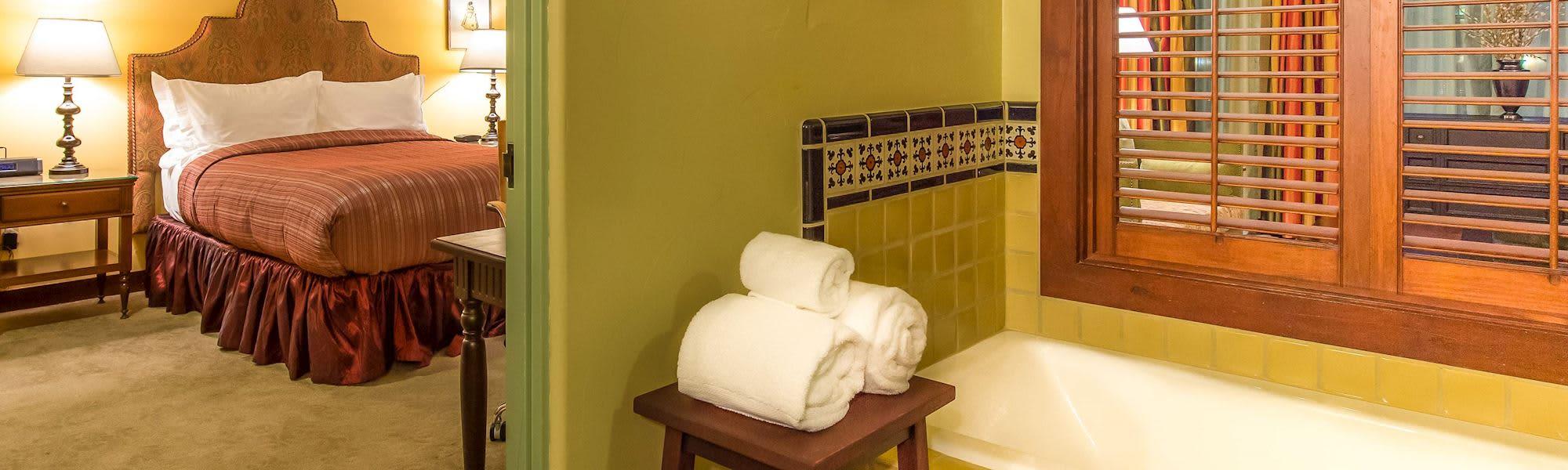 Rooms at Hotel Los Gatos - A Greystone Hotel