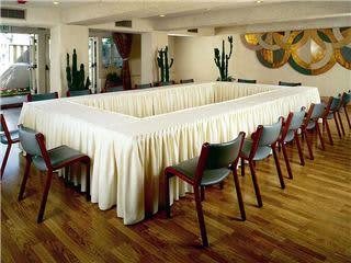 Hotel Meeting Area