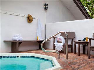 Hotel Pool and Hot tub