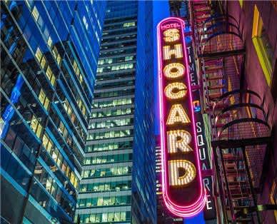 Hotel Shocard - Exterior