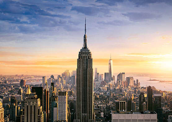 Empire State Building of New York