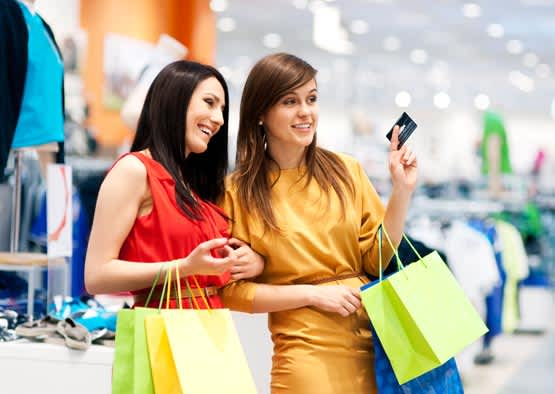 Enjoy Shopping in New York