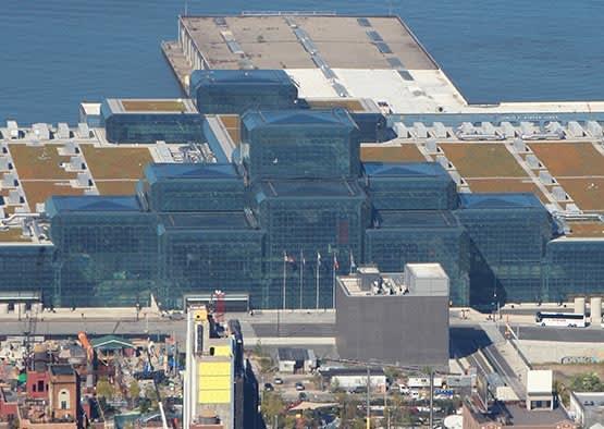 New York Jacob Javitz Convention Center