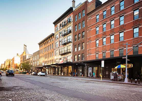 Tenement Museum of New York
