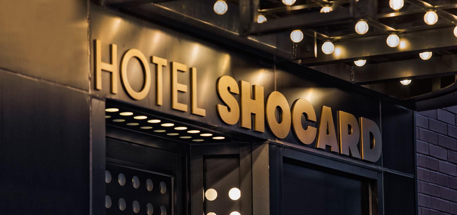 Hotel Shocard, New York