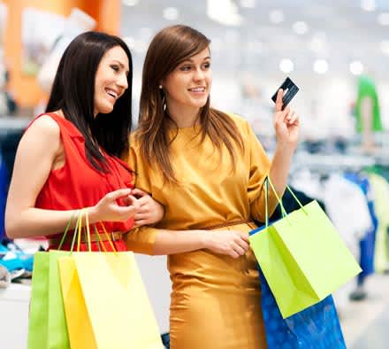 Enjoy the Shopping in New York
