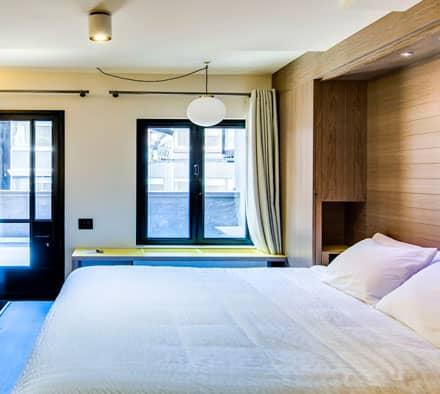 Hotel Shocard Spotlight ADA Room