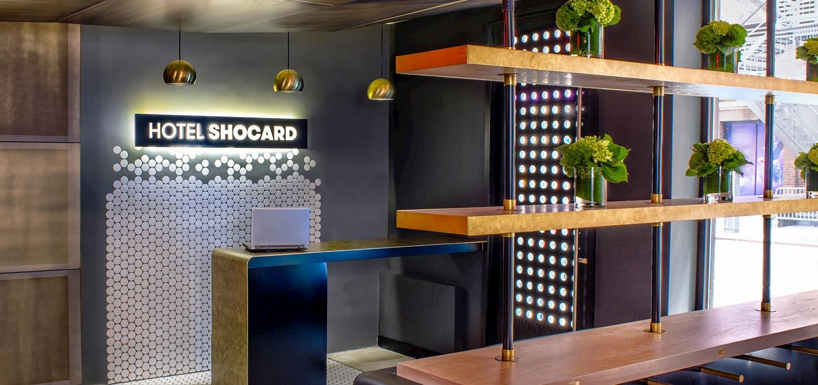 Hotel Shocard, New York Services