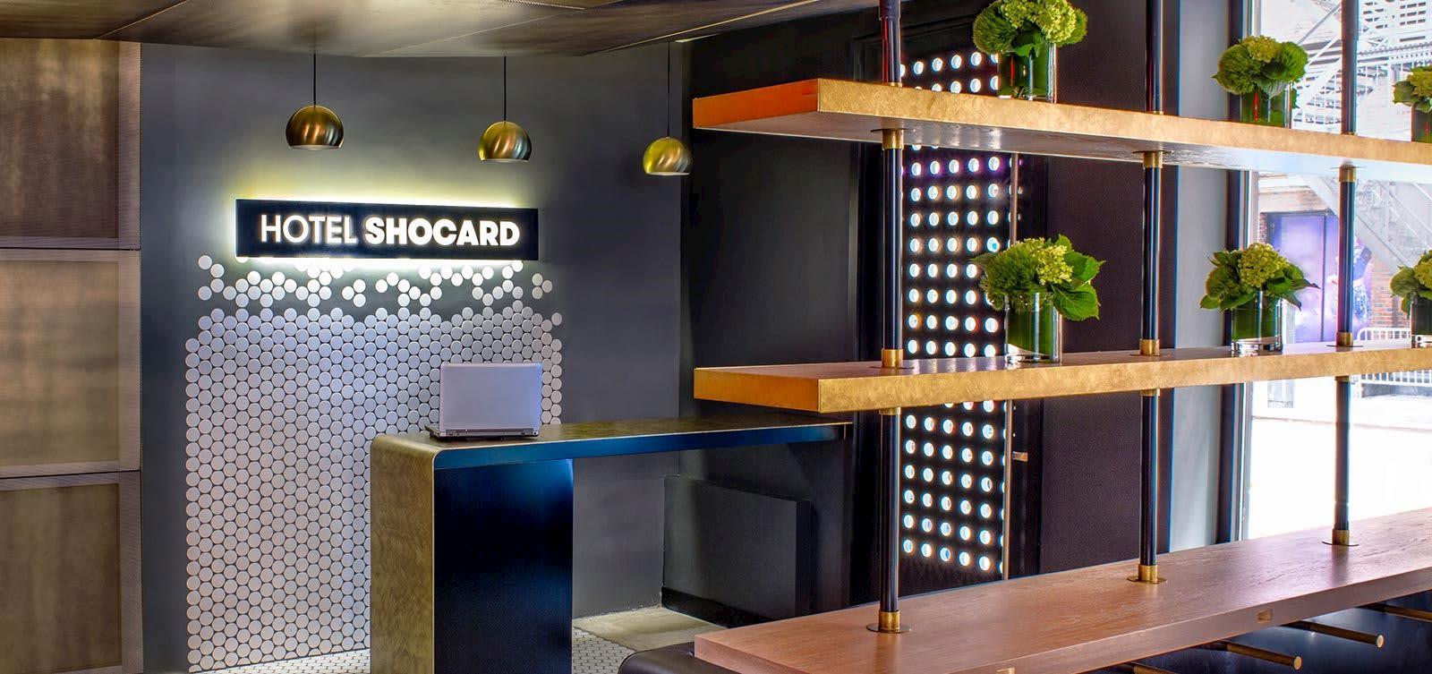 Hotel Shocard, New York Services