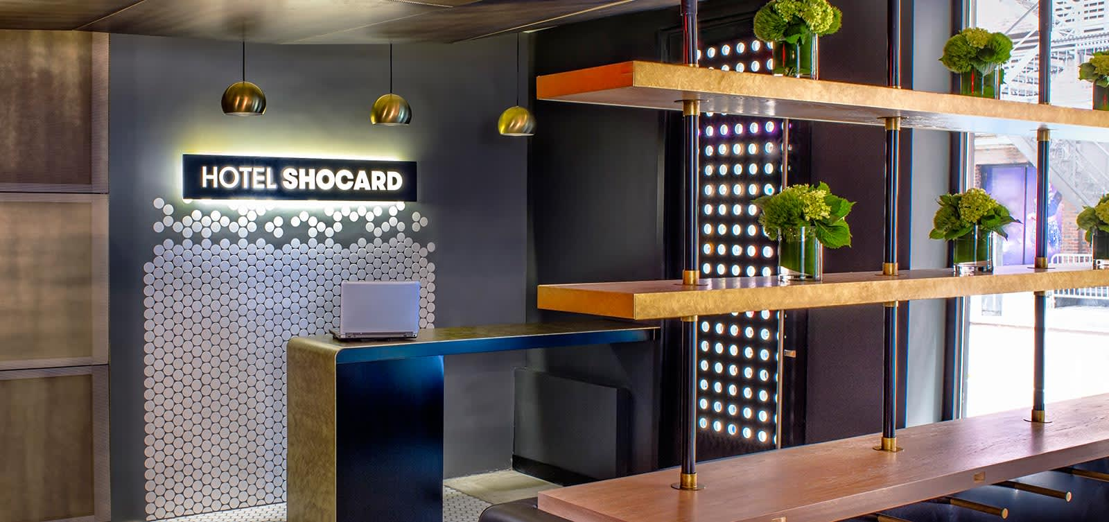 Hotel Shocard, New York