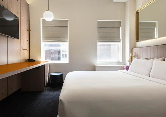 Save 20% When You Stay Longer in New York Hotel