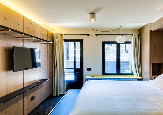 Ensemble Suite at Hotel Shocard, New York