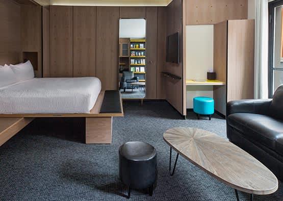 Hotel Shocard, New York Sho-Stopper Suite