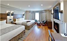 Hotel Strata Room - 2 King Suite Bedroom
