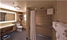 Hotel Strata Room - ADA Accessible Bathroom