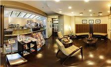 Hotel Strata - Lobby & Breakfast Area