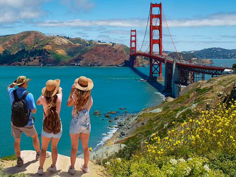Where should I go for a day trip in Northern California?