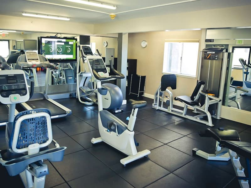 Does Hotel Strata have a gym?