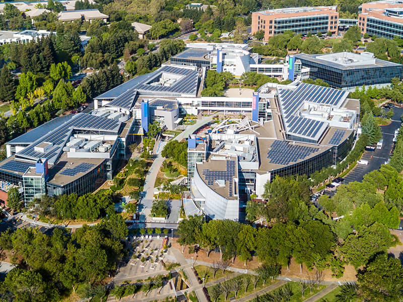 Can you visit the Google campus?
