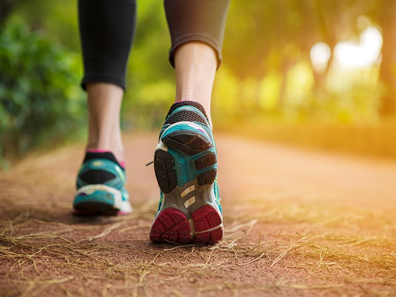 Where can I go for a walk or run in Mountain View?