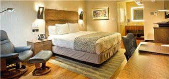 Deluxe King Room at Hotel Strata, Mountain View
