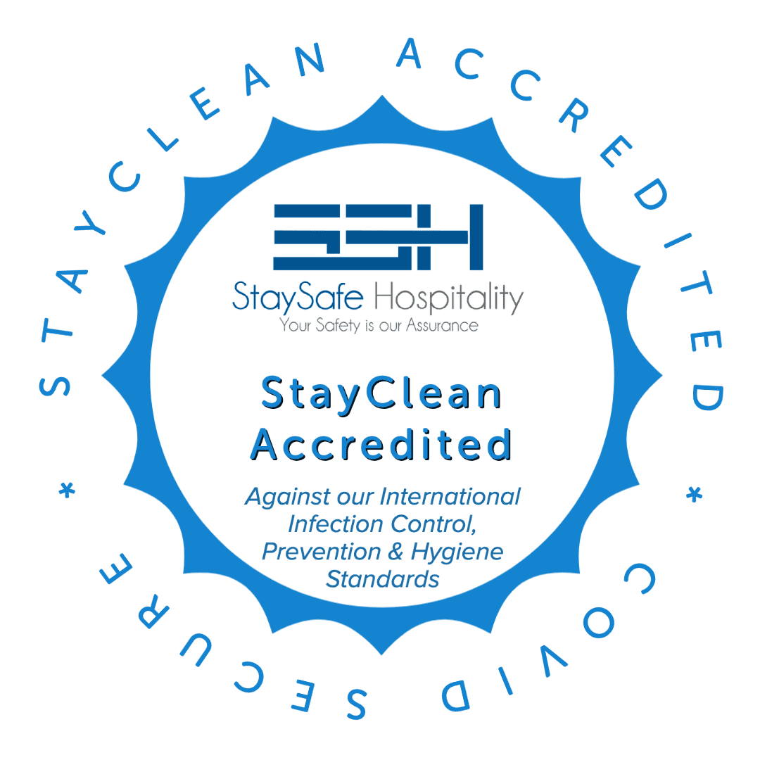 StayClean COVID Certified