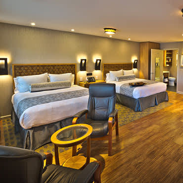 Hotels Strata Rooms